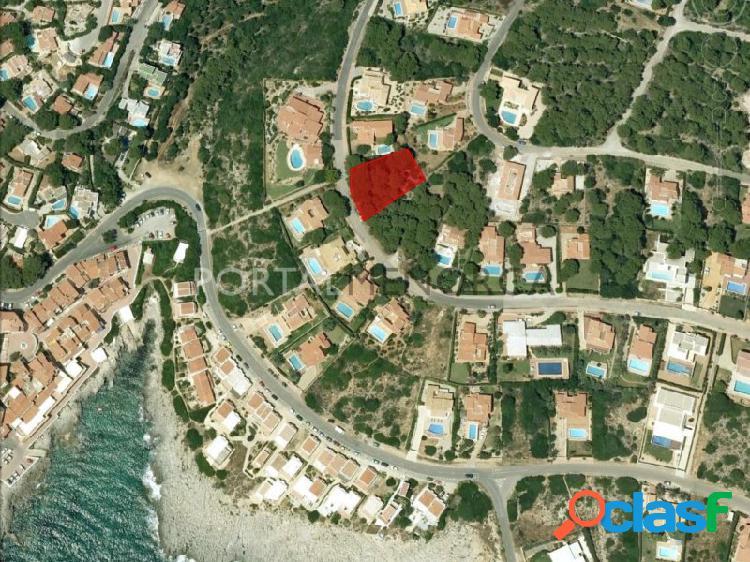 Amplia parcela urbana en venta en S'Atalaia, Sant Lluís