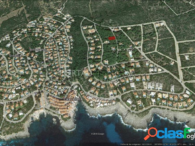 En venta parcela situada en S'Atalaia, cerca de Cala Torret