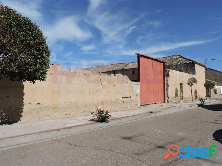 En venta suelo urbano consolidado en Calle SAN JOSE