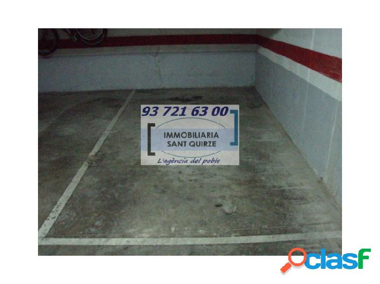 Garaje Venta Sant Quirze del Vallès