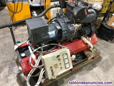 Generador - grupo electrogeno 10kva