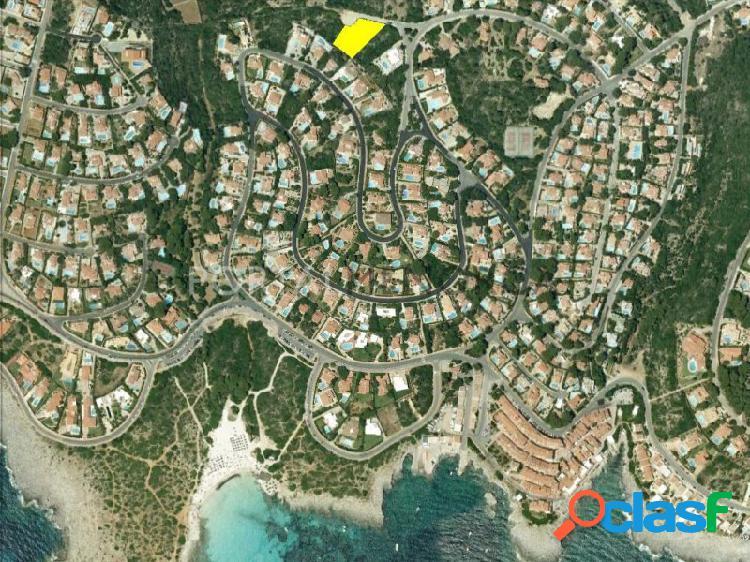 Parcela en venta en Binibeca cerca de la playa, Menorca