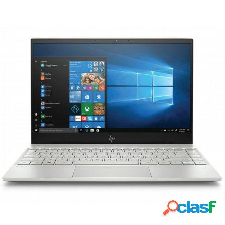 Portatil hp envy 13-ah0004ns - w10 - i7-8550u 1.8ghz - 8gb -