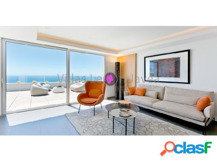 Apartamento de lujo con unas vistas al mar que quitan el