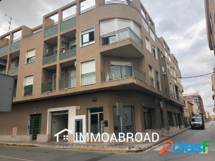Apartamento en venta en Benejúzar con 3 dormitorios y 2