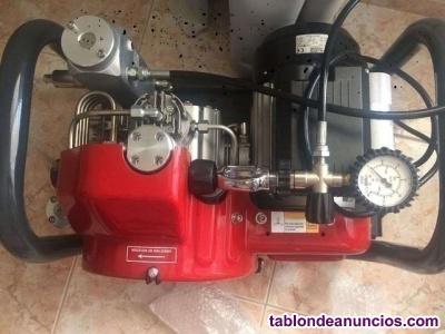 Compresor nardi atlantic p100 nuevo