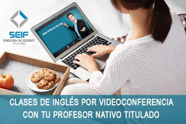 Las mejores clases de inglés online - SEIF English