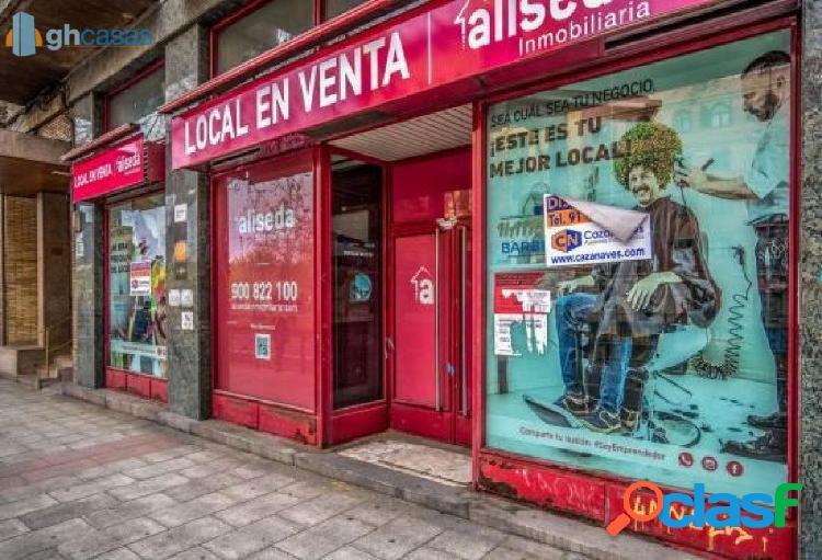 Local Comercial en Barrio de Lista - Madrid