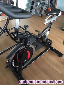 Oferta: bicis de spinning pro como nuevas