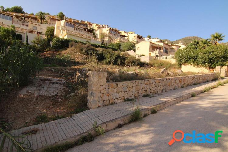 Parcela en venta en una urbanización popular cerca de Jalon