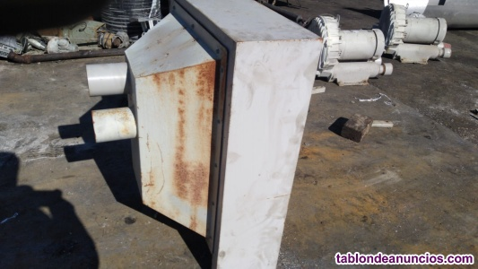 Radiador para refrigerar aceite