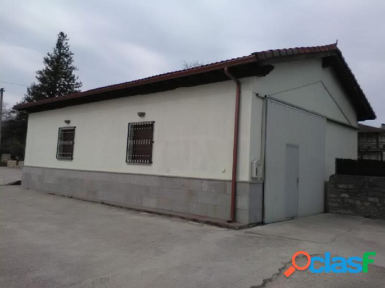 Se Vende Casa- Nave En Villanueva De Mena.