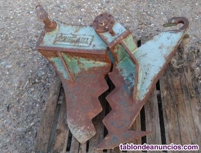 Tijeras de corte de leña para excavadora o retro excavadora