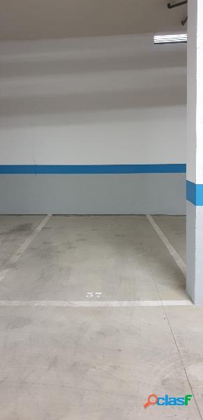 Venta de plaza de garaje a 2 minutos de la playa