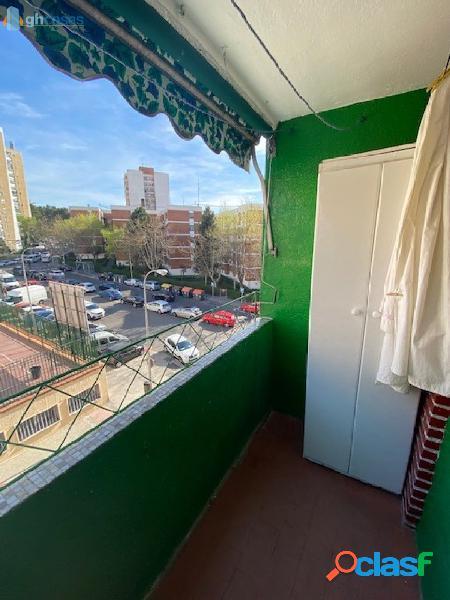 piso en venta en distrito de Ventas, zona La Elipa