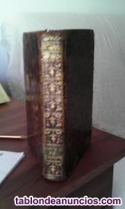 Libros antiguos siglos xviii y xix