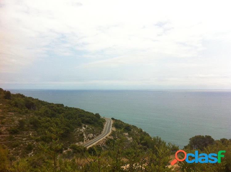 Parcela en Montgavina con Increibles Vistas a Mar