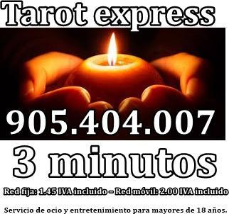 Tarot Express 3 Minutos