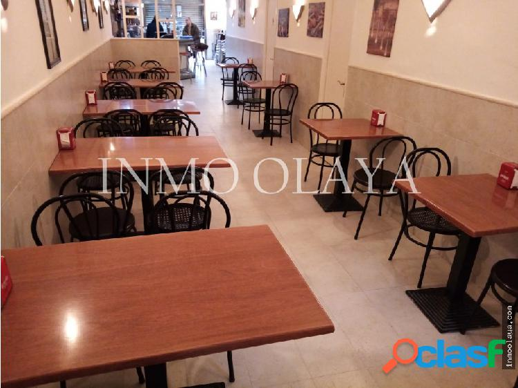 Traspaso Bar Restaurante C3 Mixto Eixample Izdo