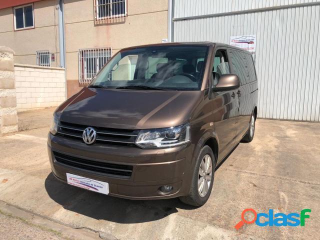 VOLKSWAGEN Multivan diesel en Puertollano (Ciudad Real)