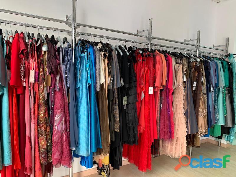 Lote de vestidos fiesta Cabotine