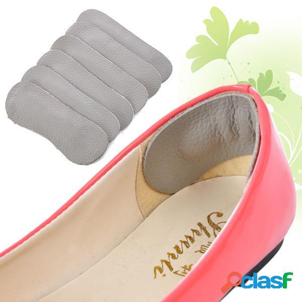 1 par zapatos de cuero de los pies Cuidado de los pies paseo