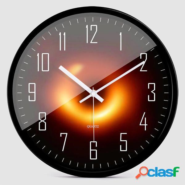 10 Creative Modern Wall Reloj Fashion Hanging Silent Sweep