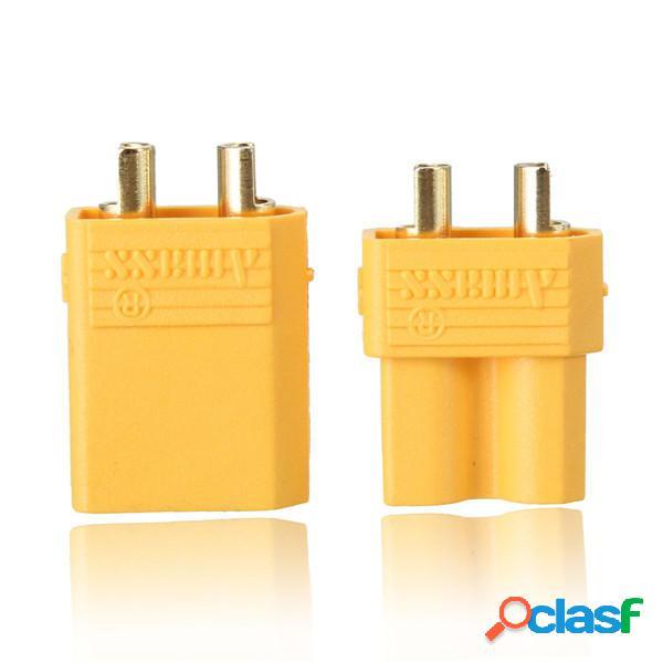 10 Pares XT30 2mm Conector de interfaz de Enchufe