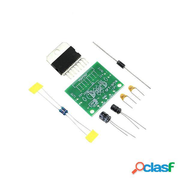10 piezas TDA7297 12V DC Pure Power Amplificador Nivel de