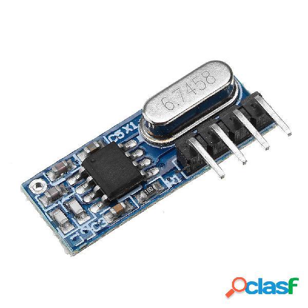 10 unids RX531 433 MHz sin plomo Sin contacto con el medio