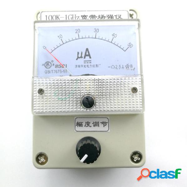 100K-1GHz Banda ancha Instrumento de intensidad de campo