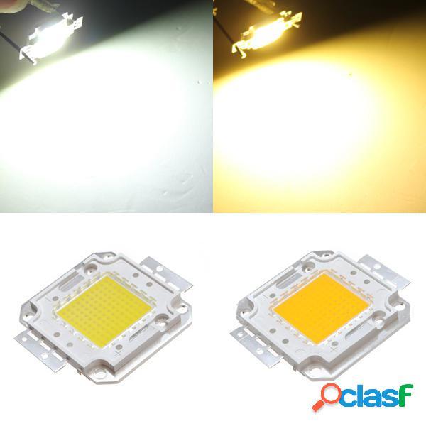 100W Blanco/Blanco Cálido de Alto Brillo LED Chip de Luz