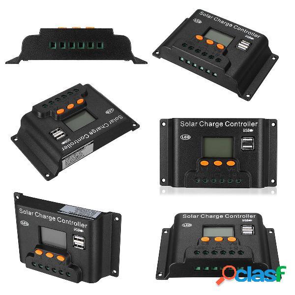 10/20/30/40/50 / 60A 12v / 24v Ajuste PWN Solar Batería