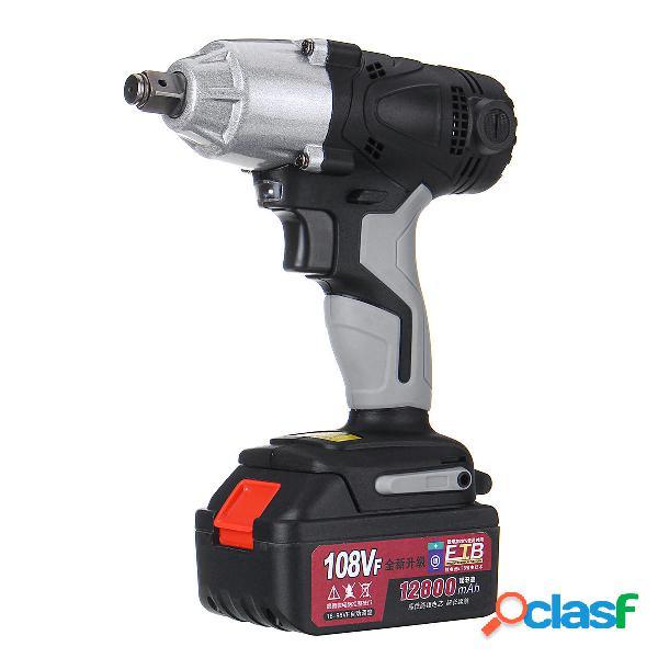 108VF 12800mAh Ion de litio Batería Impacto eléctrico