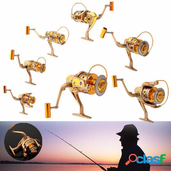 10bb 5.5: 1 engranaje girando carrete carrete de pesca de