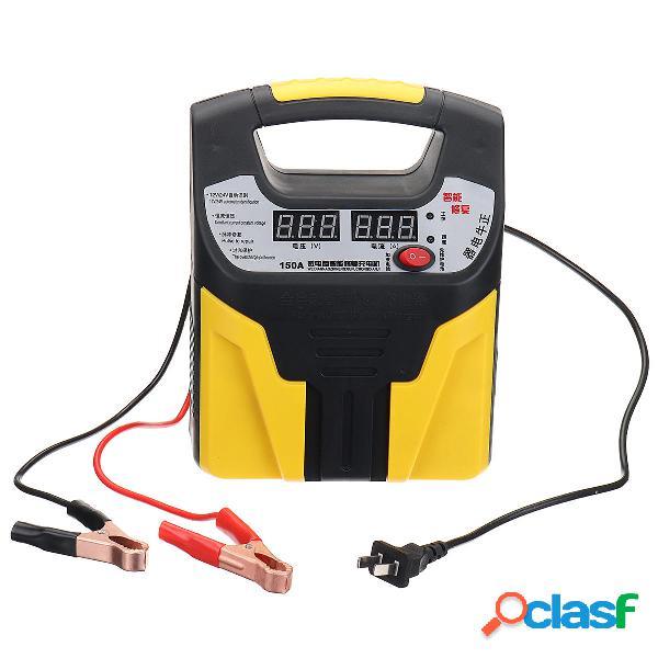 110V 12V / 24V Smart Auto Coche Batería Cargador LCD