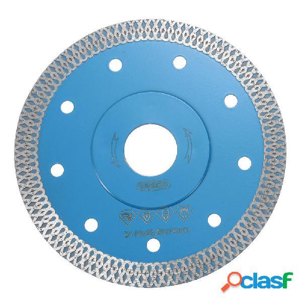 115mm azulejo de porcelana Turbo disco de diamante de corte