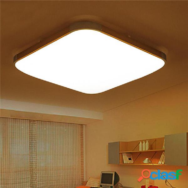 12/18 / 24w Moderno LED Lámpara de techo Dormitorio Sala de