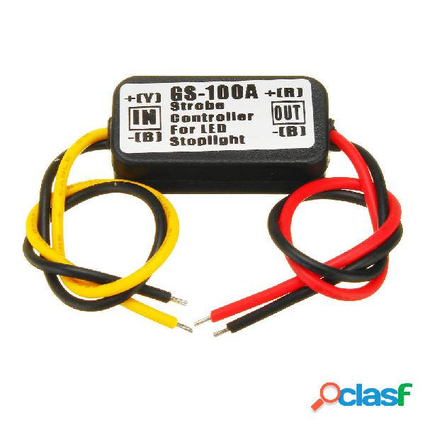12V Impermeable Flash Módulo Flasher Controlador