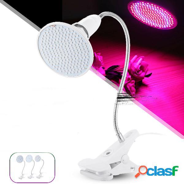 15W 20W 26W E27 LED Bombilla de luz de crecimiento para