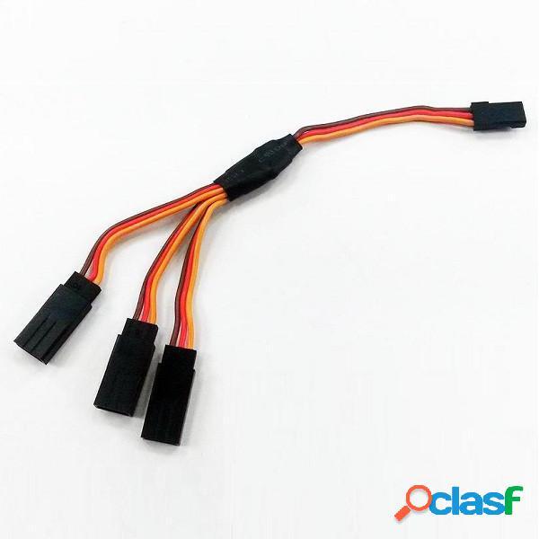15cm 30cm cable de extensión del servo y cable de 3 vías