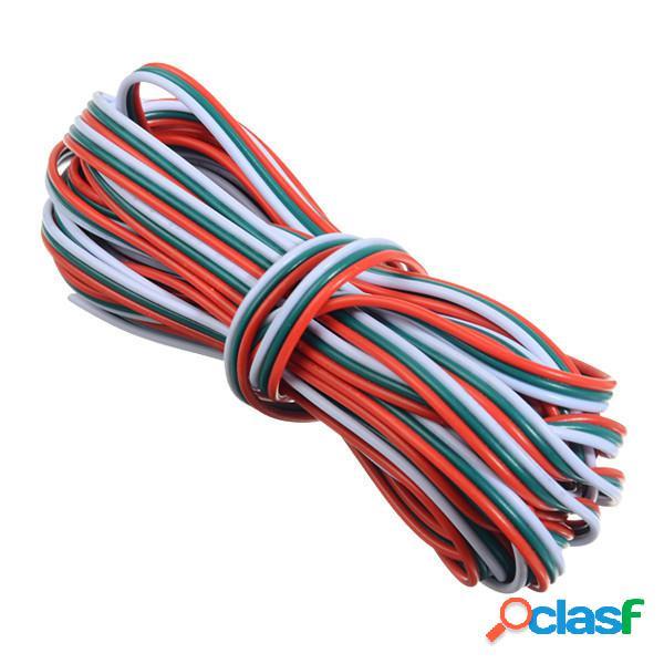 1M/2M/3M/4M/5M/10M/20M/50M 3Pines Conector de Cable de