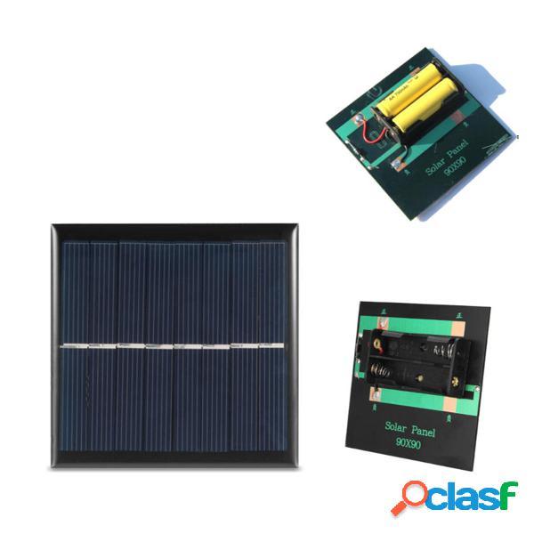 1W 4V 0.25A Panel de potencia de carga del cargador Batería