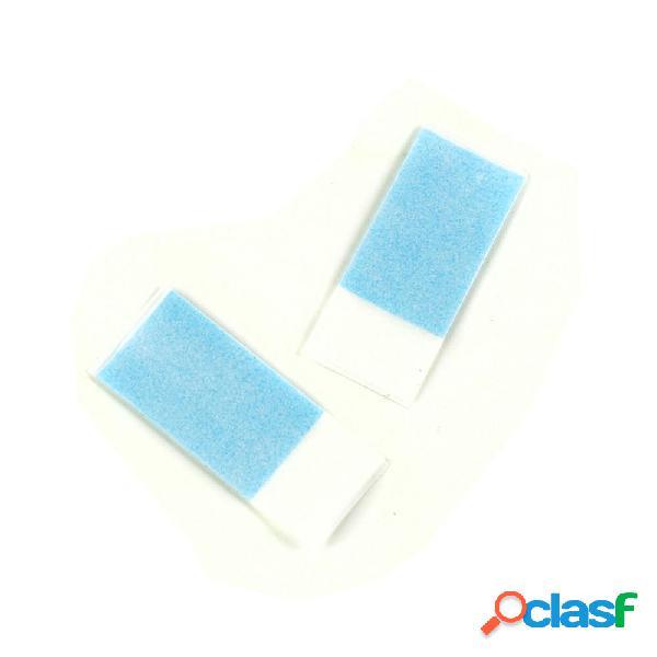 2 PCS 28x17mm 3 / M Cinta adhesiva conductora de calor de