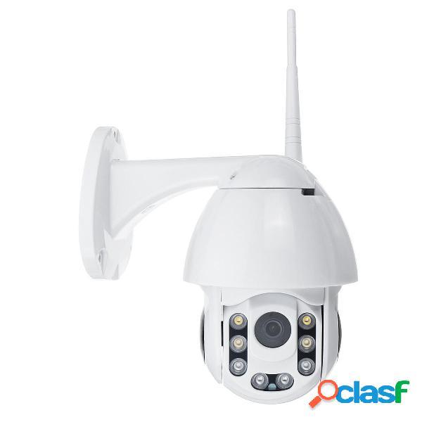 200W 1080P HD WiFi Inalámbrico Impermeable IR IP Cámara al