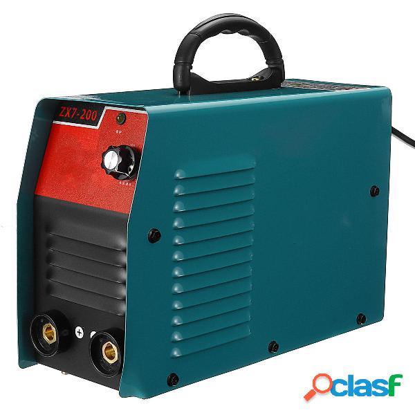 220V 20-200A Mini Handheld MMA Soldador eléctrico inversor