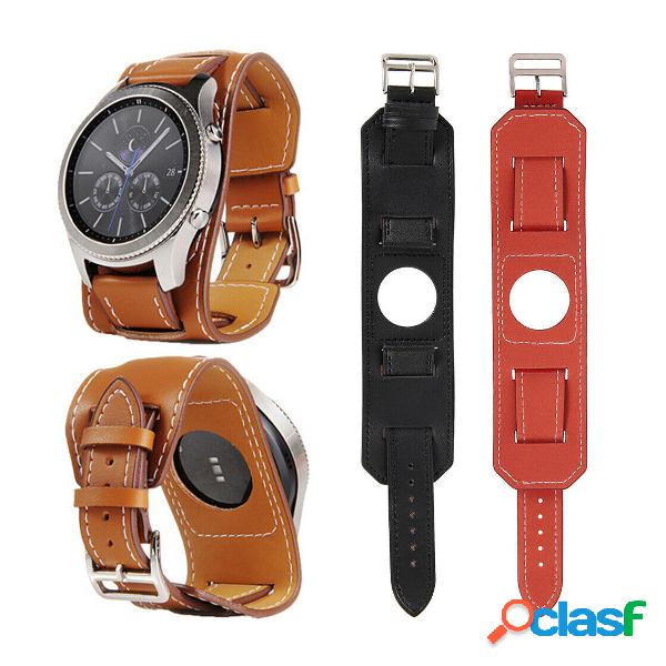 22mm Reloj Banda Correa de reemplazo de pulsera para Samsung