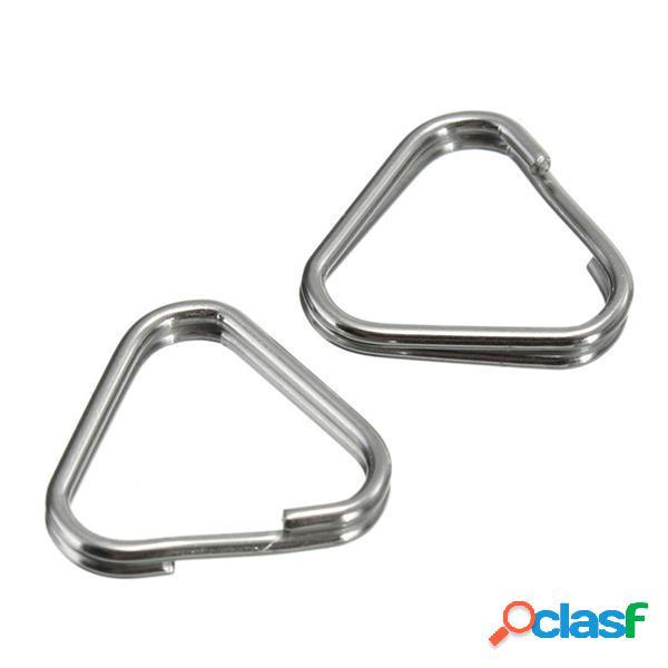 2pcs reemplazo anillos triángulo correa de la cámara