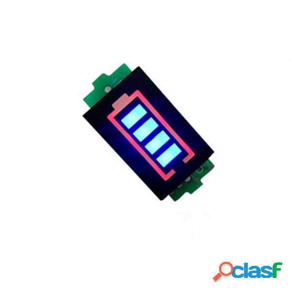3.7V/7.4V /11.1V/14.8V Li-po Batería Indicador Monitor del