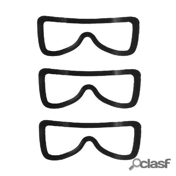 3 UDS Cinta de Placa Frontal Para Gafas de Protección FPV